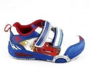 Kinderschoen Cars Blauw Rood Wit