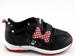 Kinderschoen Minnie Mouse Velcro Zwart