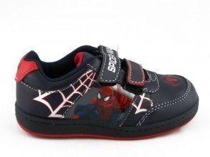 Kinderschoen Spiderman Blauw