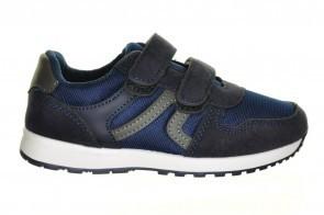 Kinderschoenen Blauw Velcro