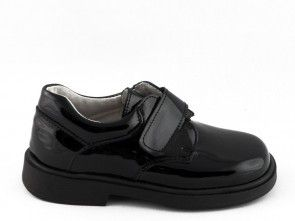 Kinderschoenen Laké Zwart Velcro Klassiek Tny