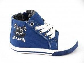 Kinderschoenen Sneaker Blauw