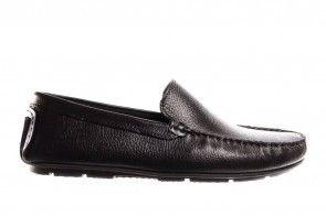 Loafer Donker Bruin Leder