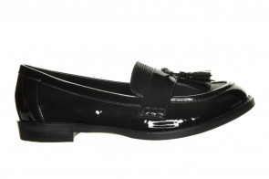 Loafer Zwart Lak Sprox