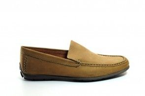 Loafers Heren Beige