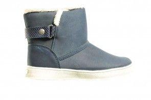 Meisjes Laarzen Blauw Winter