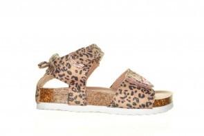 Meisjessandalen Leopard