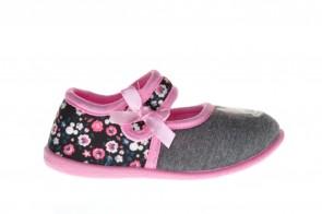Minnie Mouse Pantoffels Grijs