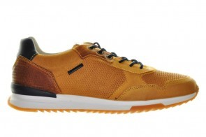 Mosterdgele Sneakers Bullboxer
