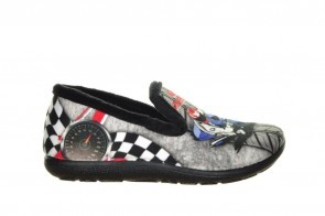Motorrace Pantoffels Hush Puppies