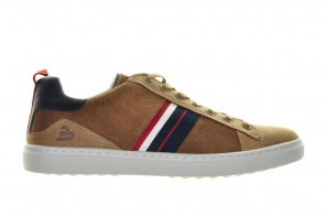 Natural Sneakers Leather Bullboxer