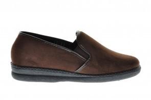 Pantoffels Heren Bruin