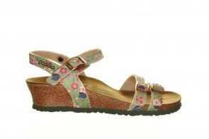 Papillio Lana Meadow Flowers Khaki