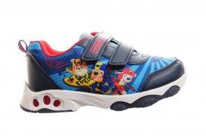 Paw Patrol Jongens Velcro Schoen Met Lichtjes
