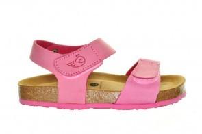 Plakton Kindersandalen Roze Velcro