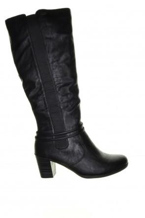 Reiker Lange Laarzen Zwart