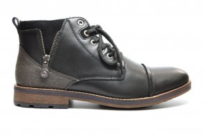 Rieker Bottines Zwart