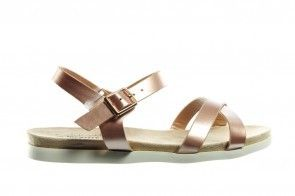 Sandalen Dames Rose Gold
