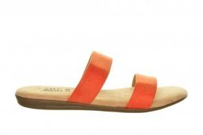 Sandalen Slippers Oranje