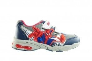 Schoenen Lichtjes Spiderman