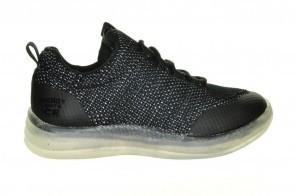 Schoenen Met Lichtjes Zwart Uniform Skechers