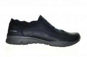 Skechers Blauw Comfortsneaker