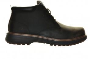 Skechers Herenbottine Bruin Leder