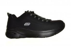Skechers Zwart Sneaker Archfit