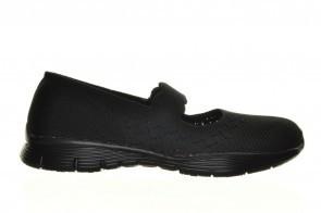 Skechers Zwarte Comfort Ballerina