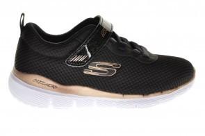 Skechers Zwarte Sneaker Kids