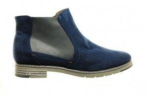 Soft Line Laarzen Blauw