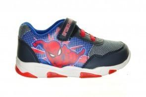 Spiderman Lichtjesschoenen Blauw