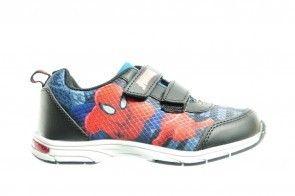 Spiderman Lichtjesschoenen Velcro