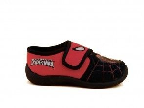 Spiderman Pantoffels Rood