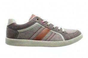 Sprox Bruine Sneaker Heren