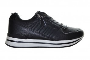 Sprox Fashion Sneaker Zwart