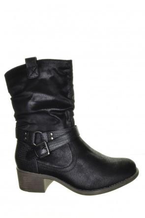 Sprox Korte Laarzen Zwart