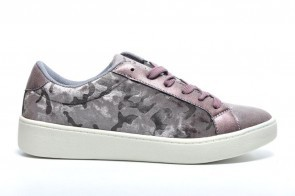 Sprox Sneaker Roze Velvet