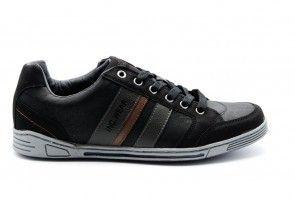 Sprox Sneaker Zwart Heren