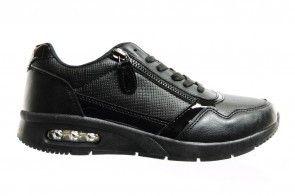 Sprox Sportieve Sneaker Zwart