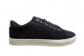 Sprox Zwarte Dames Sneaker