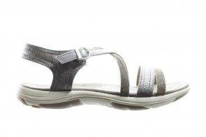 Taupe Sportieve Sandaal
