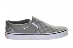 Vans Asher Checker Dot Grey