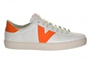 Victoria Sneaker Oranje V