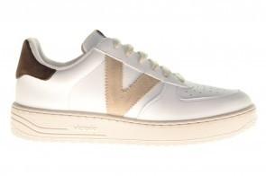 Victoria Sneaker Taupe