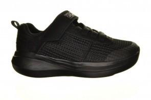 Volledig Zwarte Sneaker Kids Skechers