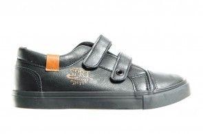 Volledige Zwarte Sneakers Kinderen
