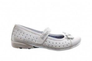 Witte Ballerina Kleine Diamantjes