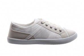 Witte Casual Sneaker