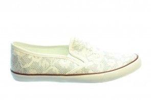 Witte Loafer Dames